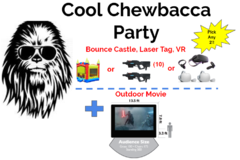 Cool Chewbacca Party