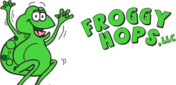 Froggy Hops LLC Logo