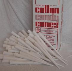 Cotton Candy Cones (set of 60)