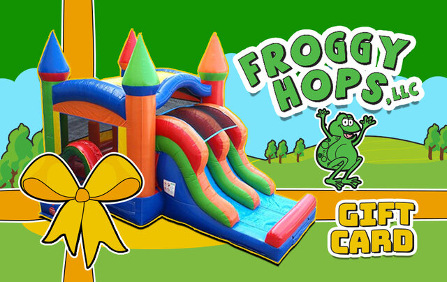 50 Froggy Hops Gift Card