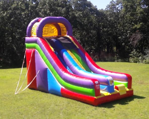 Ultimate 18' GIANT Dry Slide