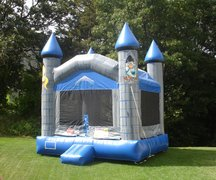Laughs-A-Lot Castle Bounce House