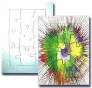 Spin-Art Puzzles (set of 20)