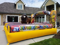 Interactive Games & Mechanical Bull