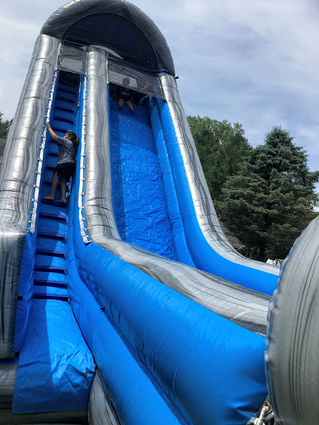 water slide rentals Rockford IL