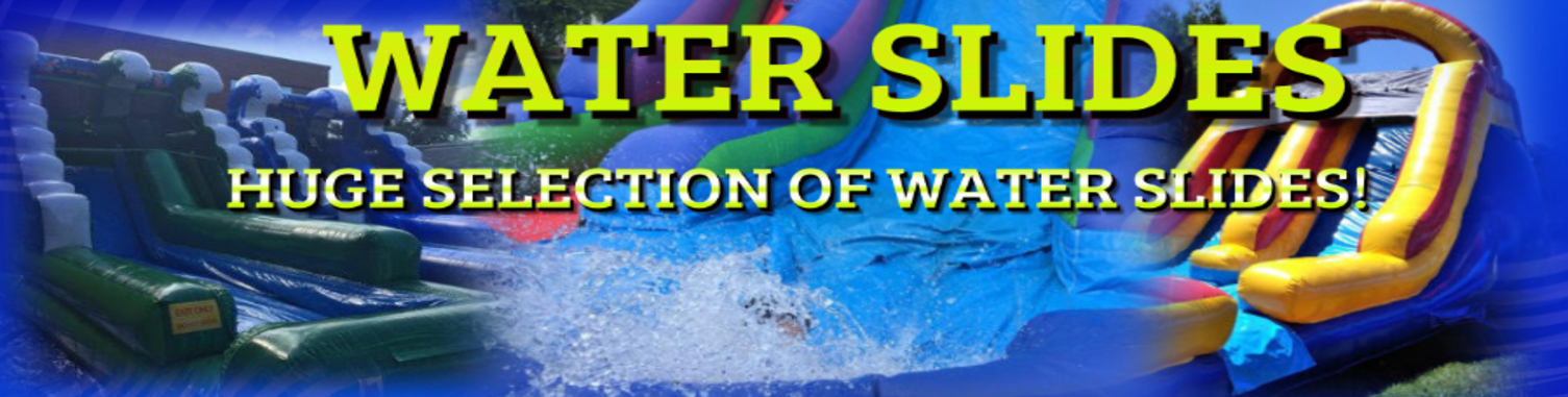 water slides and dunk tank rentals Rockford IL