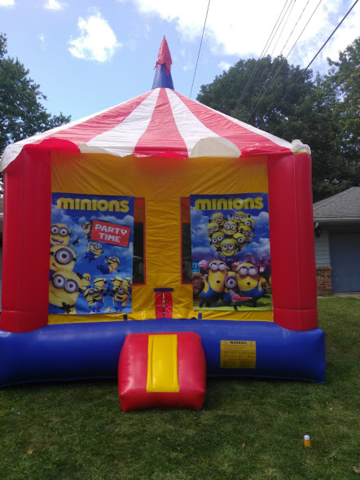 Minions Large Bounce
