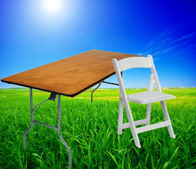 Table & Chairs rentals in Macedon, NY