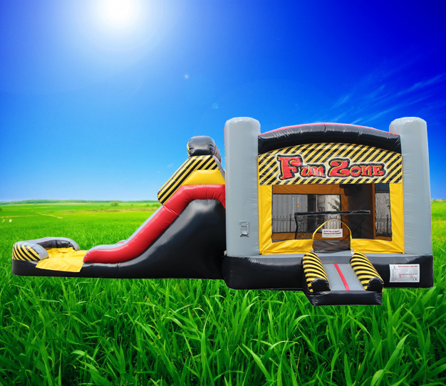 Bounce House with slide rentals Wayne County NY