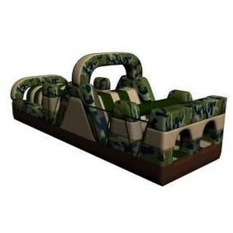 30ft Camo Obstacle