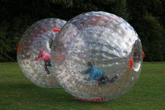 Hamster Balls with 75′ Track