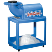 Snow Cone Machine with 25 servings