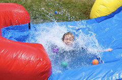 Premium Water Bounce Houses & Water Slides