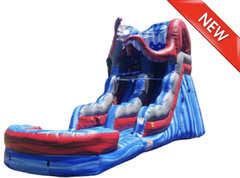 17ft Octo Water Slide