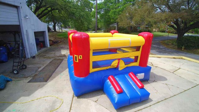 FunJumps Boxing Ring Inflatable