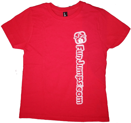 Front of Shirt