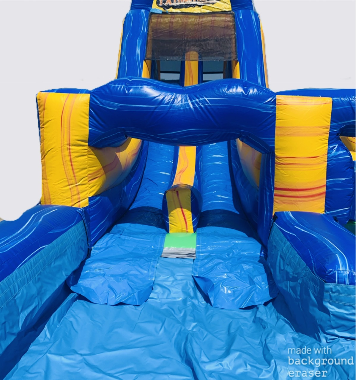 Extreme II Obstacle Dual Slide Inflatable