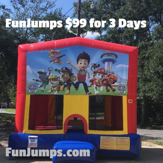 FunJump $99