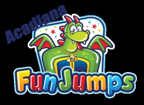 Acadiana FunJumps Logo