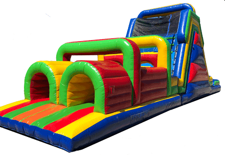 obstacle course rentals New Iberia