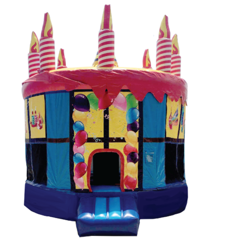 Birthday Cake FunJump Medium 5314