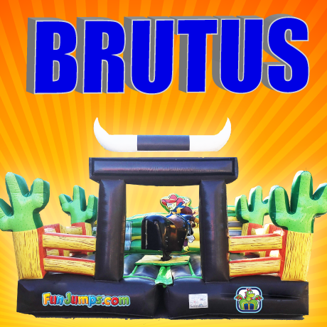 Brutus The Bull Mechanical Bull 0814-04