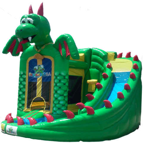 DJ the Dragon Slide Combo  (2) 92215