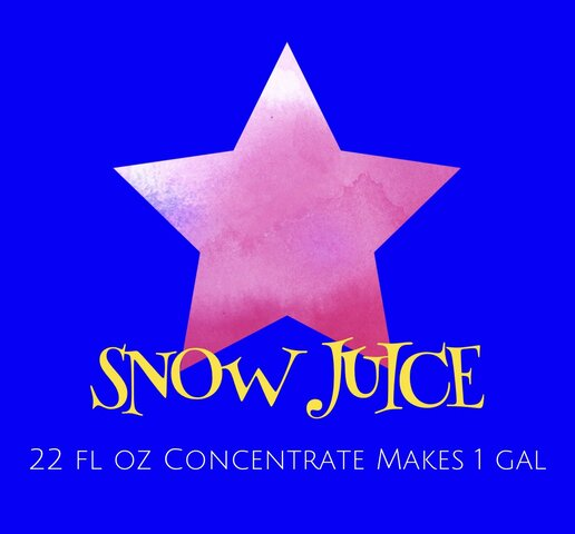 Snow Juice Concentrate