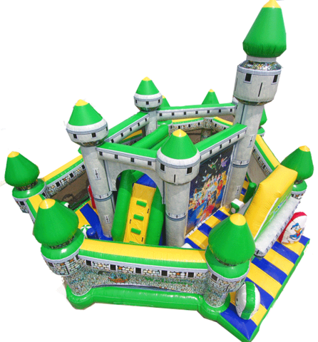Disney Enchanted Castle obstacle 9515-02