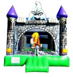 Spooky Ghost Castle Fun Jump 1313-01 Medium
