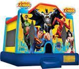 Justice League Water Slide Combo 5015-02