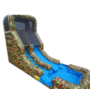 16 Ft Camo WaterSlide 9915-03