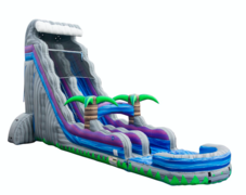 22ft Boulder Crush Waterslide