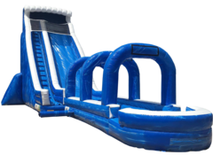 24 ft Hurricane Slip n Dip Waterslide 16317C-03