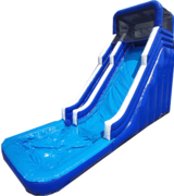 25ft Big Blue WaterSlide 91615-03