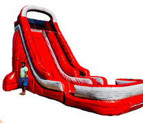 22ft Rippin Ragin Cajun Waterslide