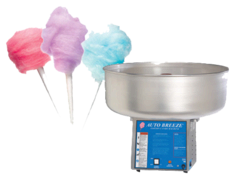 Cotton Candy Machine Fun Fair