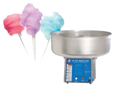 Cotton Candy Machine Pkg Park