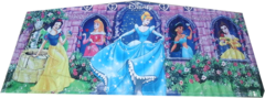 Disney Princess Art Panel