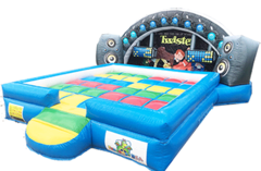 Inflatable Twister 9315-05: Interactive & Games