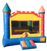 Castle Fun Jump Bazaar