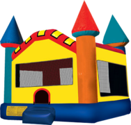 Castle A Frame FunJumps 515327-01 Medium- Park