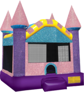 Dazzling Castle FunJumps 518127-01 Medium-Park