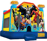 Justice League Bazaar
