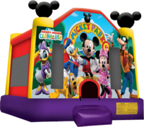 Mickey Park FunJump 518242-01 Medium- Park