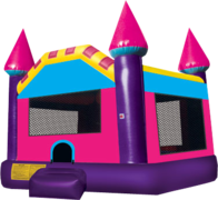 Princess Castle Fun Jump