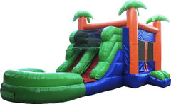 Tropical  WaterSlide Combo  71017-02
