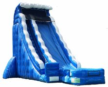 24'Tsunami Waterslide -sq17349