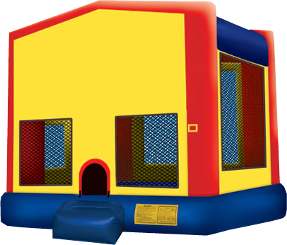 Module House Bounce House 518008- Medium