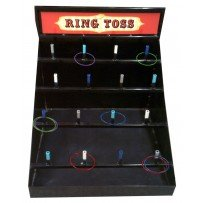 Carnival Ring Toss: Games RT101-05